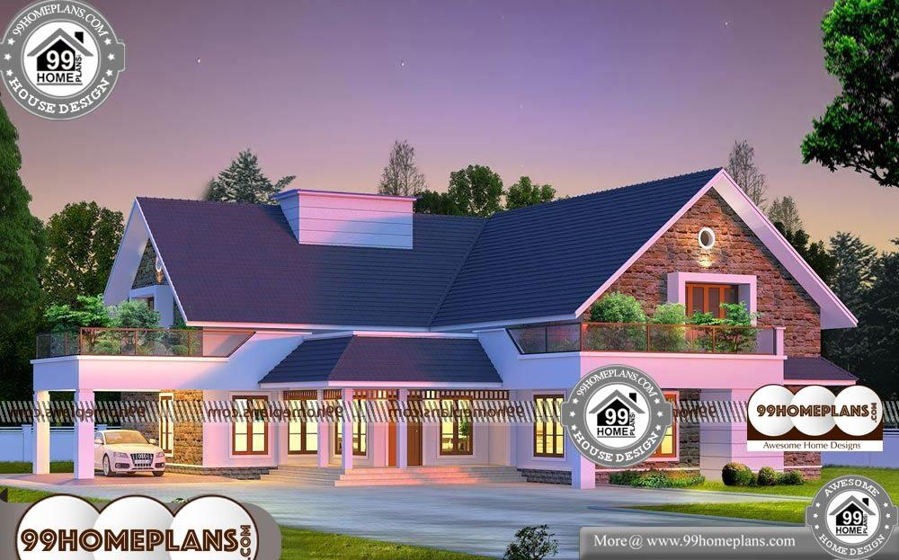 New House Plans Kerala Style 90 2 Storey House Complete