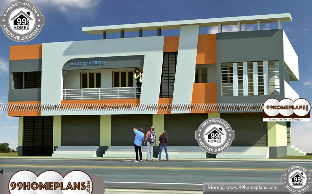 Shop with living quarters 65 modern two storey homes for 2 story shop with living quarters