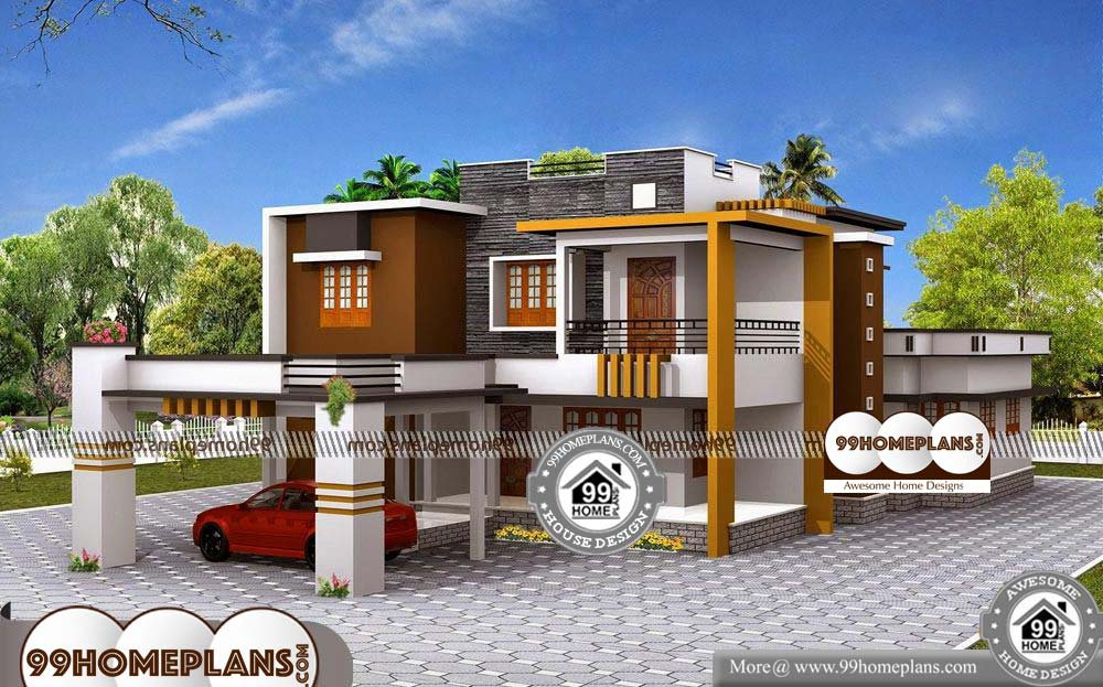 Simple Low Cost House Design 90 Small House Design Two Storey