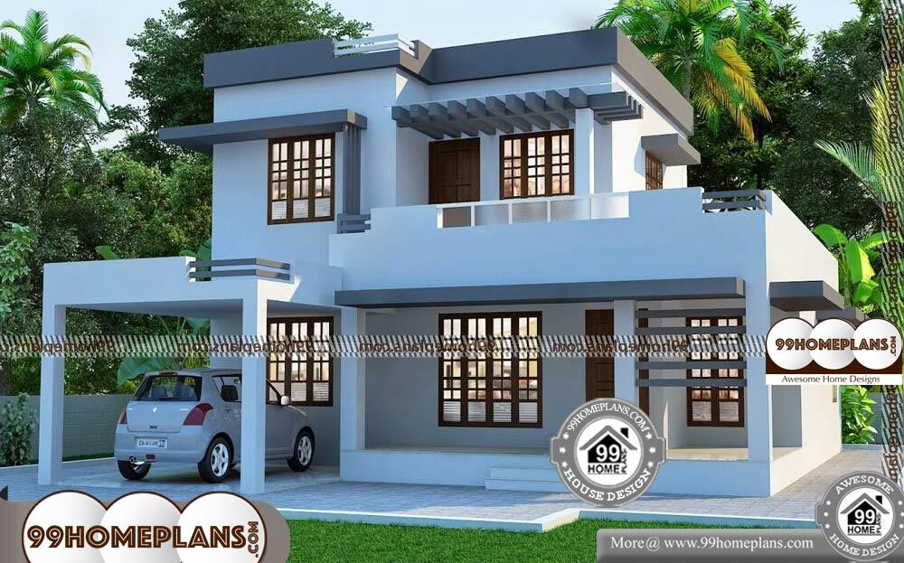 Small House Front Design Indian Style 75 2 Floor Home Design Plans