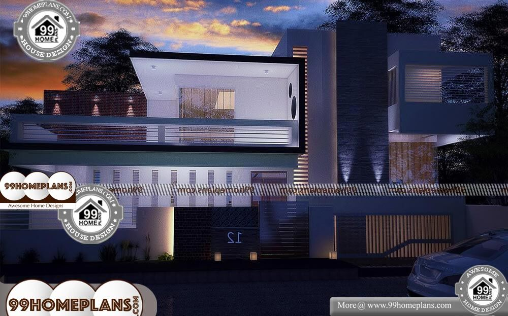 Small Two Story House Plans Narrow Lot - 2 Story 6614 sqft-Home
