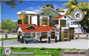 Affordable Small Homes & 100+ 2 Story Floor Plans & Home Exterior Ideas