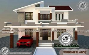 Beautiful House Elevation & Double Story House Design Free Collections