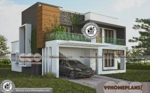 Beautiful Indian Houses | 2 Story Country Style House Plans Collections