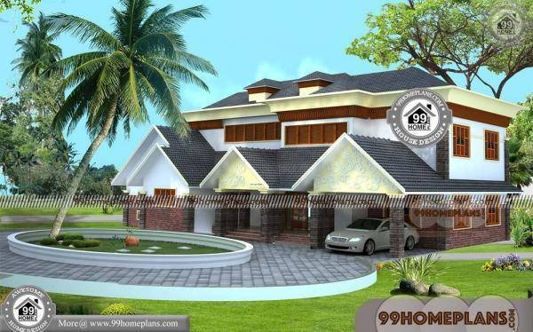 Beautiful Small Homes | 2 Storey Modern House with 3D Exterior Designs
