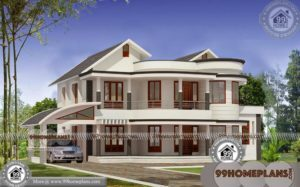 Best 2 Storey Homes Design & 60+ New Model Contemporary House Plan