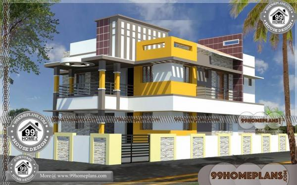Best Elevation Of House Design Plans | 50+ Two Storey House Floor Plan