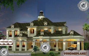 Bungalow Floor Plan Design | 500+ Best 3D Front Elevation Design Plans