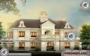 Bungalows Plans And Designs | 500+ Best House Floor Plans Collections