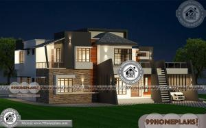 Cheap Small House Design 70+ Double Storey Modern House Designs