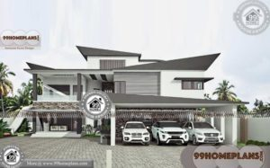 Contemporary House Plans for Sale 20+ New Two Story Homes Online