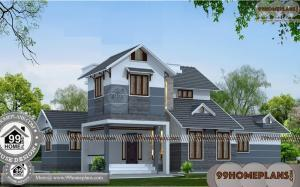 Corner Lot House Plans with Indian House Designs Double Floor Plans