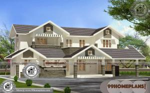 Design For 2 Storey House Plans 90+ Amazing House Plans Collections