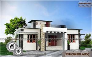 Ground Floor Home Design 100+ Contemporary Home Plans Free Online
