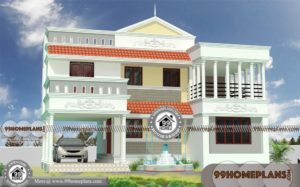 Guest House Floor Plans | 65 New Contemporary Kerala Home Designs