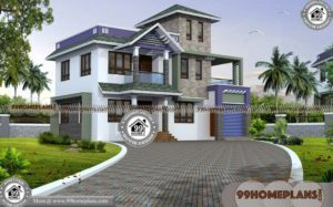 Home Plans with Photos | 75+ Small Two Storey Homes Collections Free