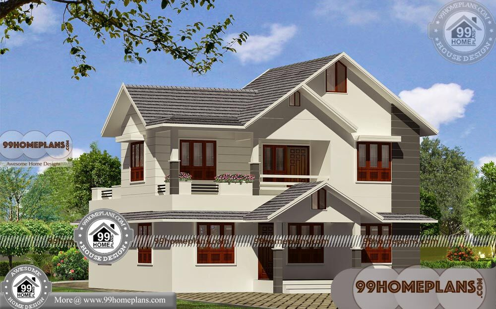 House 2 Storey Design 90+ Low Budget Contemporary Homes Collections