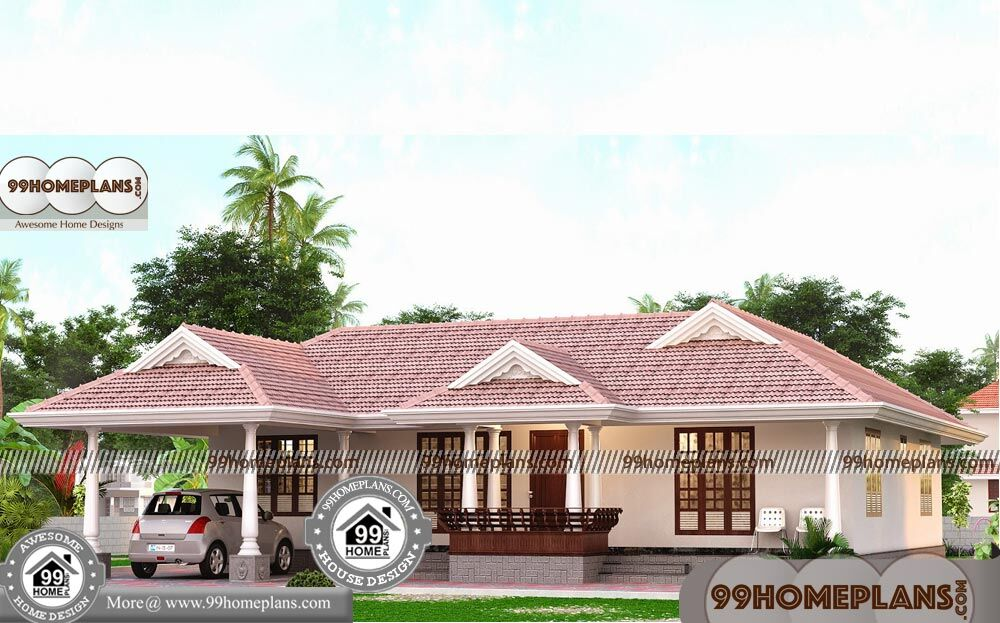 House Plan Small Home Design: House Design Plan 3D Front Elevation Design Collections