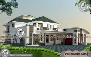 House Elevation Pictures 50+ Modern Double Story Plans & Collections