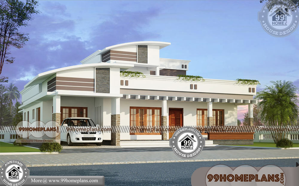 House Elevations Indian Designs 70+ Best Double Storey House Plans