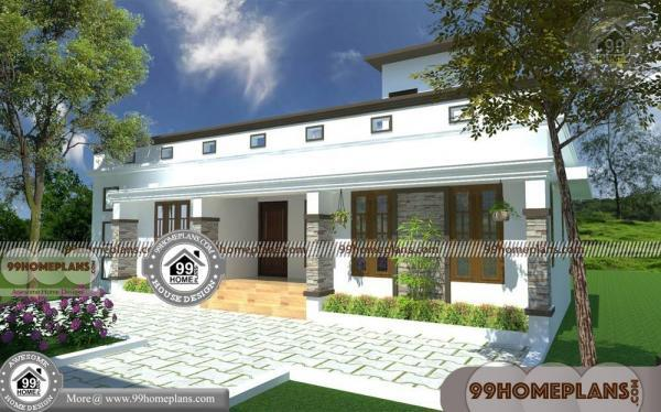 Front Elevation New Designs : House front elevation designs for single floor