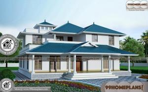 House Model Images & Photos | 90+ Double Storey House Elevation Plans