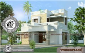House Outside Design In Indian 75+ Small 2 Storey Homes Plans Online