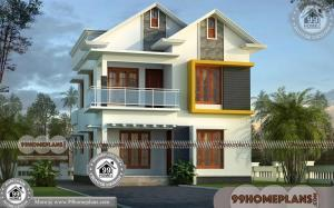 Indian House Elevation Models 70+ Best 2 Storey House Plans Collections