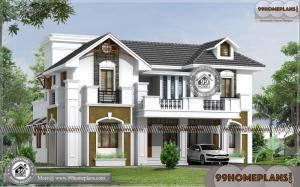 Indian Traditional Home Design 75+ Two Story House Prices Online Ideas
