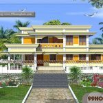Kerala Home Elevation Design Photos With 3d Front Elevation Design Plan