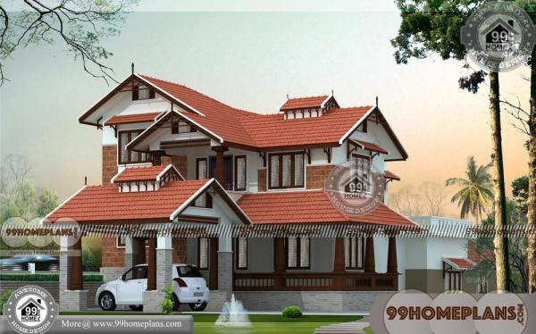 Kerala House Plans And Elevations Free – Two Floor House Plans And Elevation