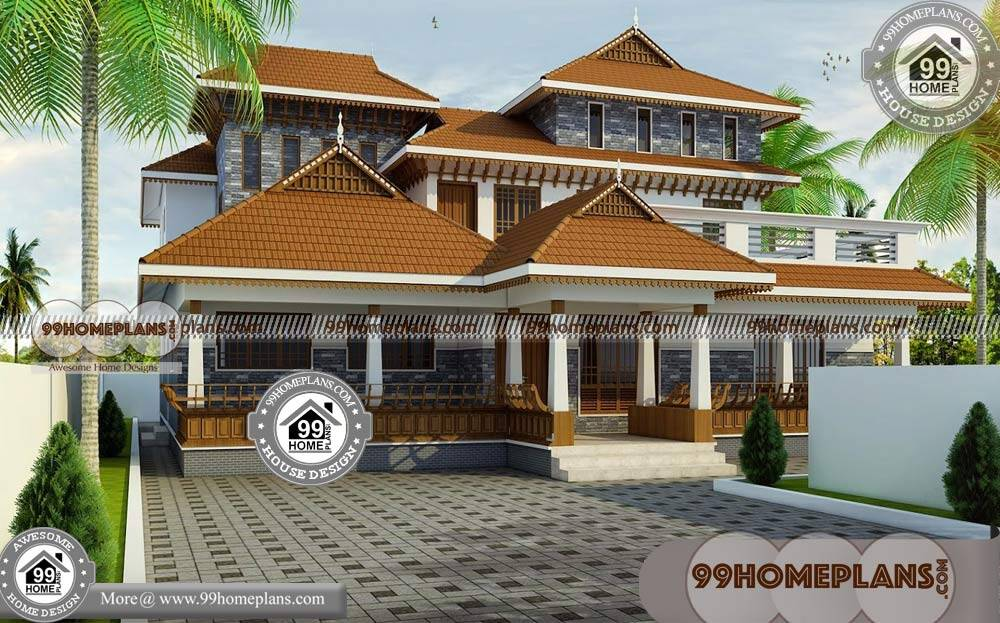 Nalukettu Kerala Home Design on 2 story house design, colonial style home design, kerala house interior design,