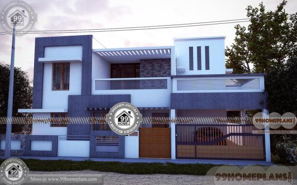Long house plans with small contemporary house plans in kerala style