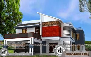 Low Budget Houses in Kerala Photos And Plan 90+ Modern House Plans