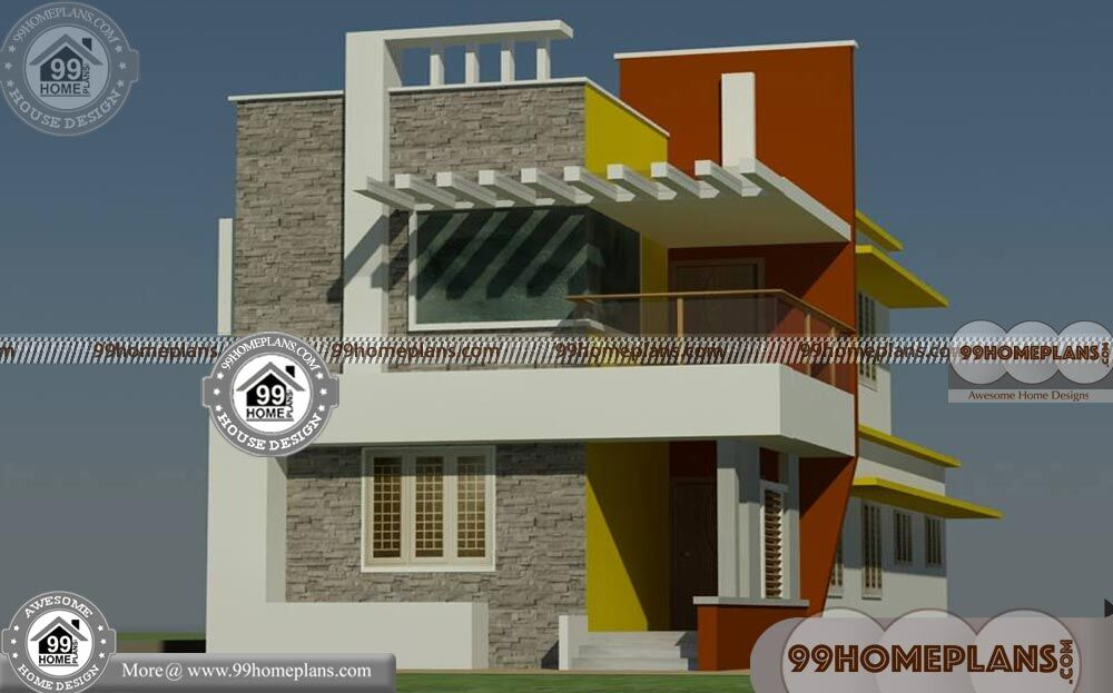 Low cost house plans with photos in kerala best two story home plans - Tavoli design low cost ...