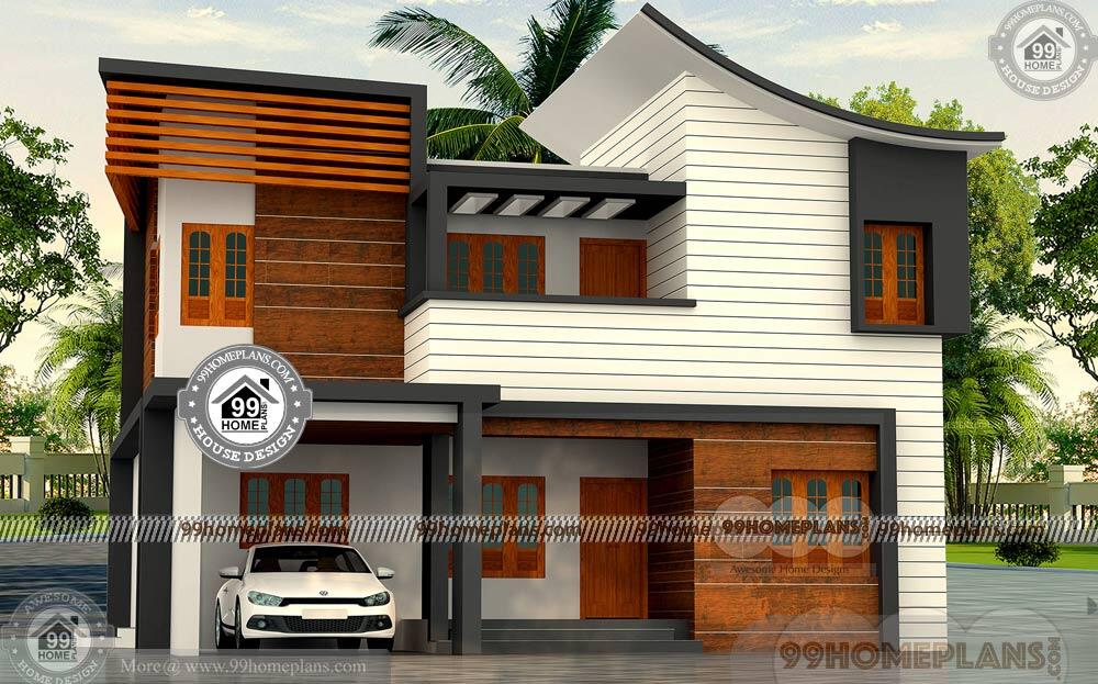 Low Cost Kerala House Plans With Photos 50 Modern Home Designs