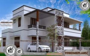 Modern House Designs and Plans 70+ New Two Story House Plans