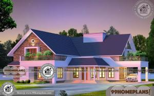 New House Plans Kerala Style 90+ 2 Storey House Complete Plans Online