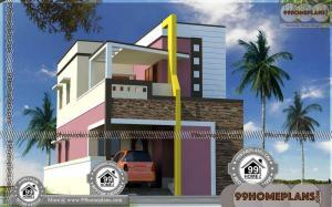 New Model House Elevation Design Plans | Double Story Homes Designs
