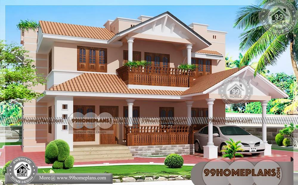 new small homes  60 4 bedroom 2 storey house design