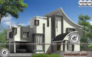 Normal House Design Collections | 90+ Two Floor House Plans Online