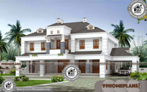 North Facing House Plan According to Vastu 90+ 2 Storey Floor Plan