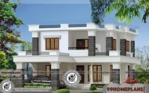 Residential Architecture Design Collections | Best Two Storey Home Plans