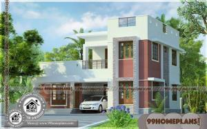 Residential Design 90+ Double Storey Homes Plans For Small Blocks