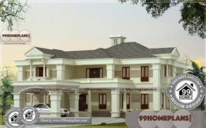 Simple Bungalow House Designs | 500+ Modern Double Storey House