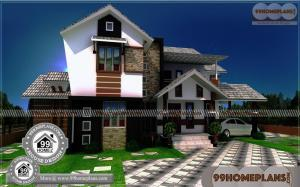 Simple House Photos 100+ 2 Storey House Complete Plans Online