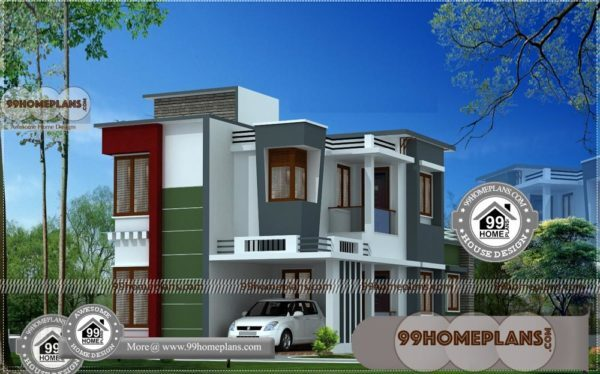 Simple House Plans Free With 2 Storey House Design Architectural Design