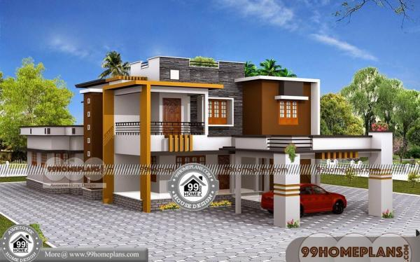 Simple Low Cost House Design