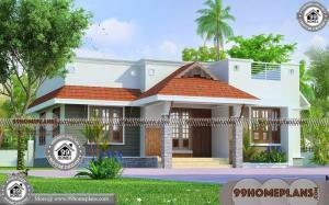 Single Floor House Elevation Models 75+ Modern Home Exterior Designs