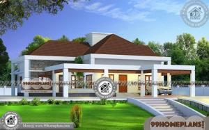 Single Level House Designs 60+ Ground Floor House Elevation Photos